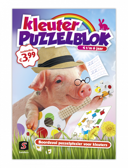 Kleuter Puzzelblok 2