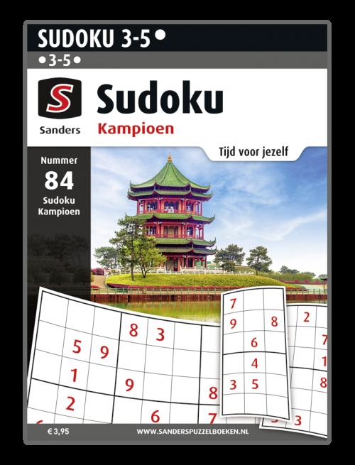 Sudoku Kampioen 84