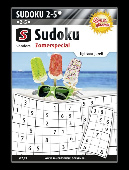 Sudoku Zomerspecial