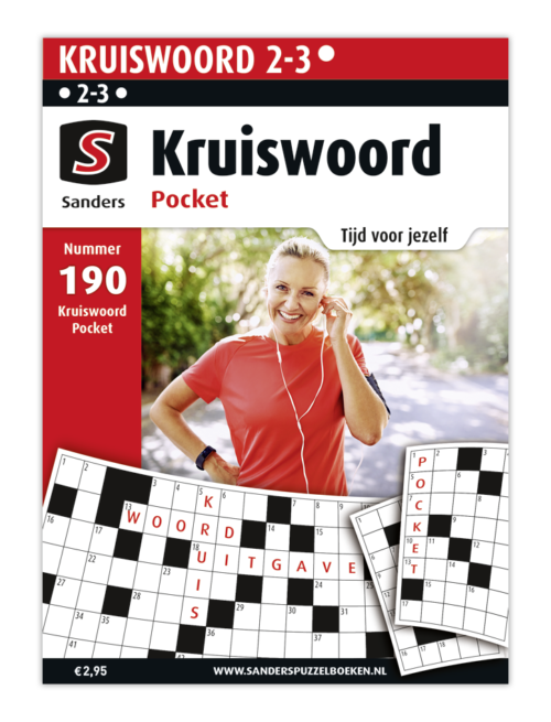 Kruiswoord Pocket 190