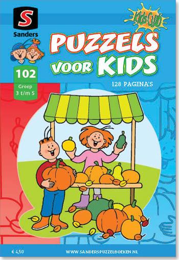 Puzzels voor Kids 103