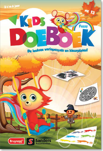 Kids Doeboek 13