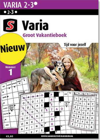Varia Groot Vakantieboek 1