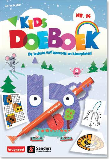 Kids Doeboek 14