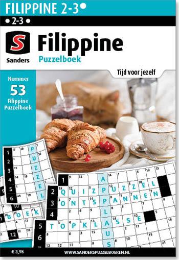 Filippine Puzzelboek 53