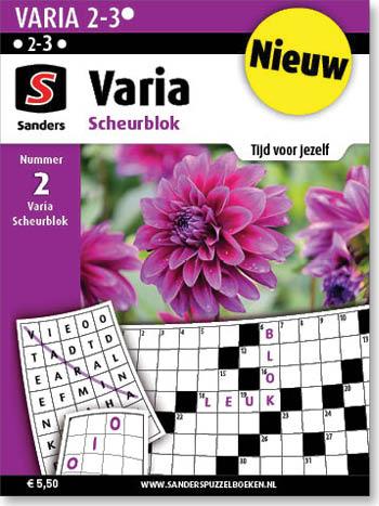 Varia Scheurblok 2