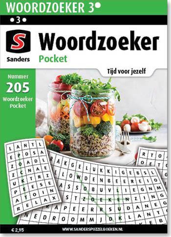 Woordzoeker Pocket 205