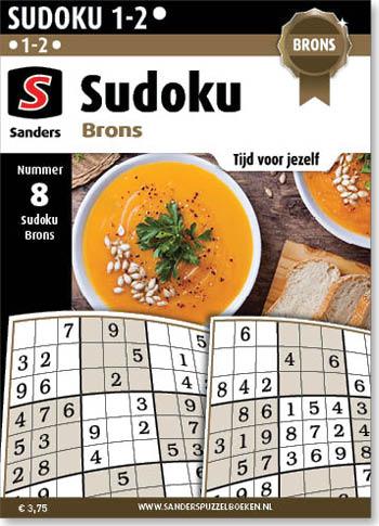 Sudoku Brons 8