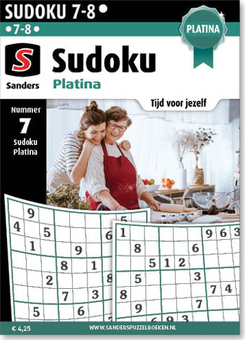 Sudoku Platina 7