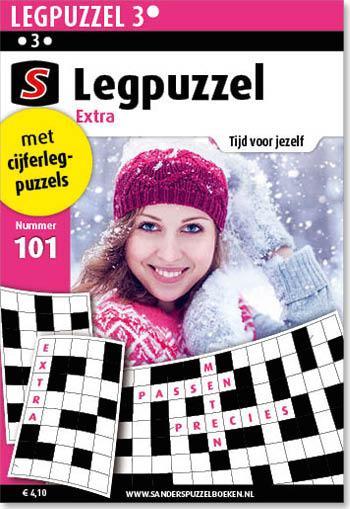 Legpuzzel Extra 101