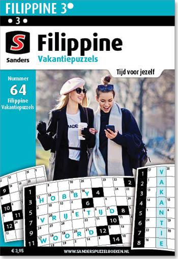 Filippine Vakantiepuzzels 64