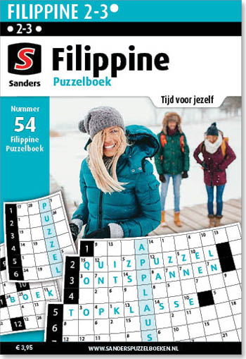 Filippine Puzzelboek 54