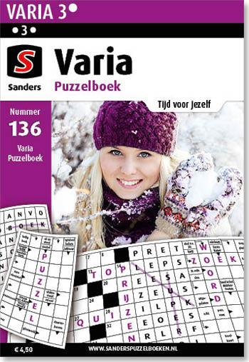 Varia Puzzelboek 136