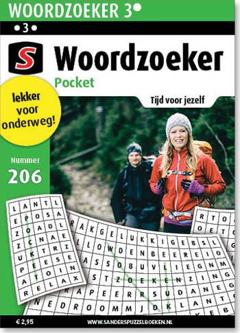 Woordzoeker Pocket 206