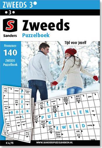 Zweeds Puzzelboek 140