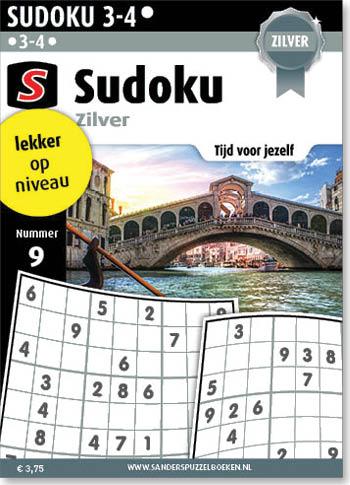 Sudoku Zilver 9