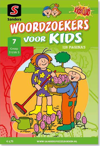 Woordzoekers voor Kids 7