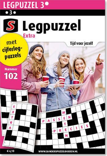 Legpuzzel Extra 102