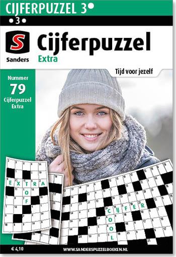 Cijferpuzzel Extra 79