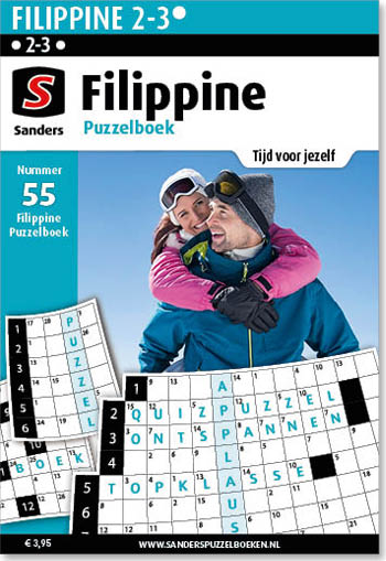 Filippine Puzzelboek 56