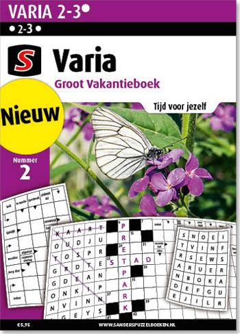 Varia Groot Vakantieboek 2