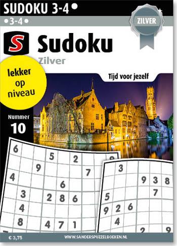 Sudoku Zilver 12