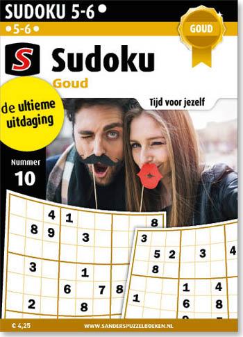 Sudoku Goud 11
