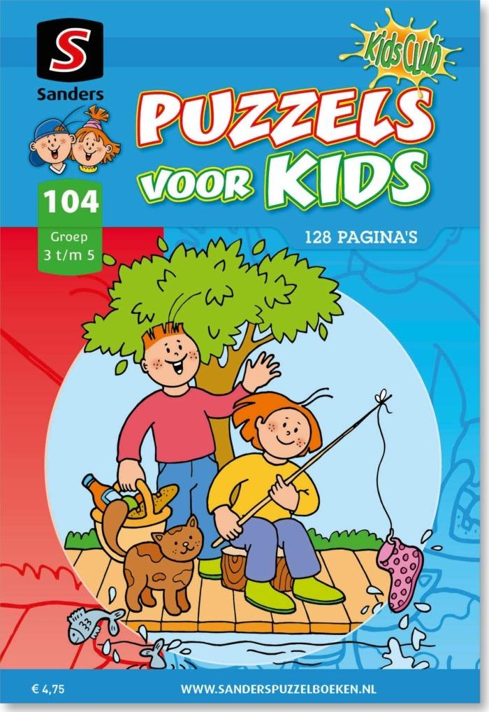 Puzzels voor Kids 104