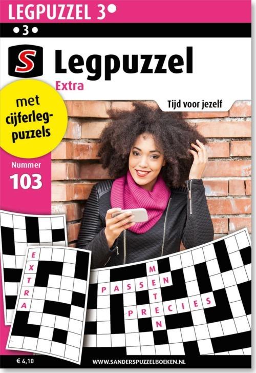Legpuzzel Extra 103