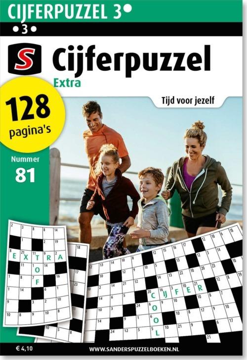 Cijferpuzzel Extra 81