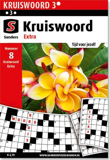 Kruiswoord Extra 8