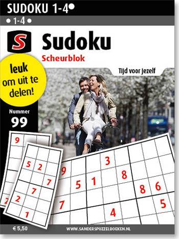 Sudoku Scheurblok 100