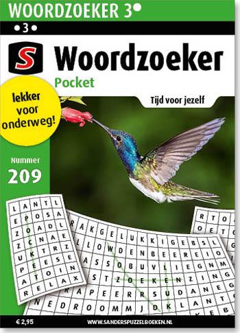 Woordzoeker Pocket 209