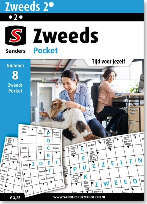 Zweeds Pocket 8