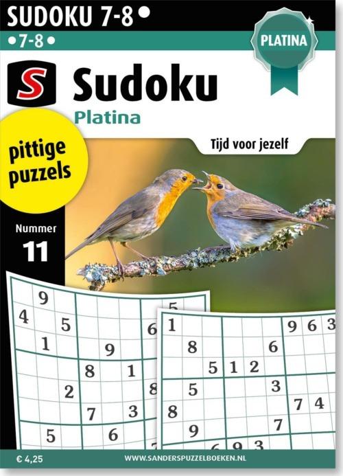 Sudoku Platina 11