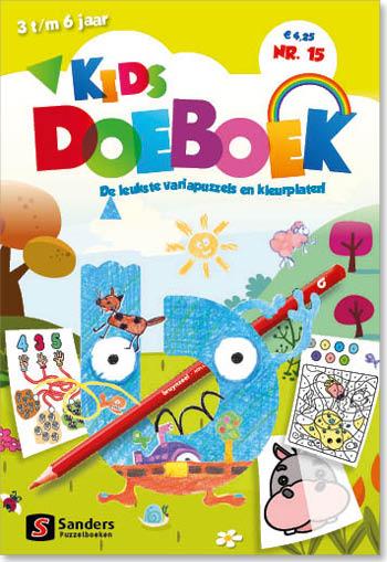 Kids Doeboek 15