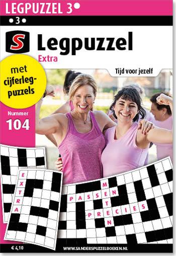 Legpuzzel Extra 104