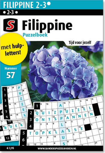 Filippine Puzzelboek 57