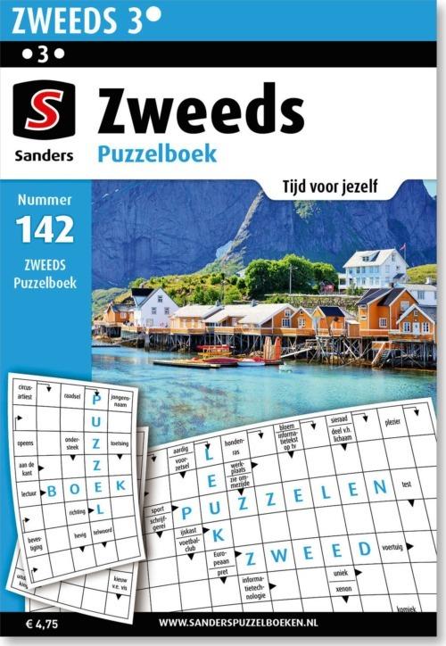 Zweeds Puzzelboek 142