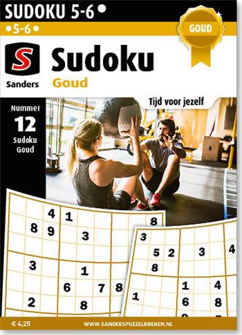 Sudoku Goud 12
