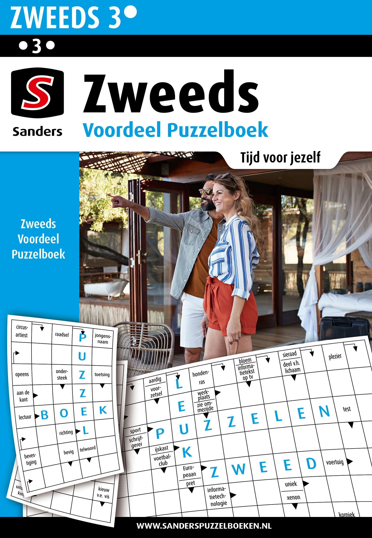 Abonnement Zweeds Voordeel Puzzelboek