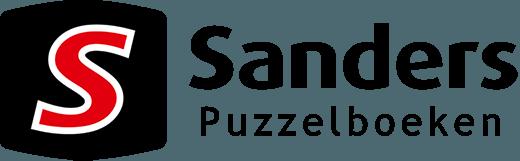 Sanders puzzelboeken Logo
