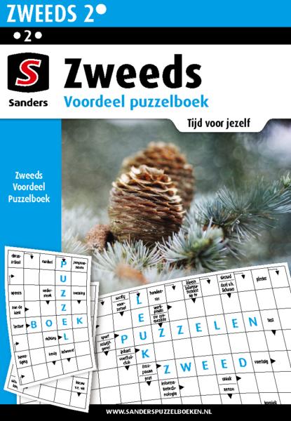 Zweeds Voordeel Puzzelboek